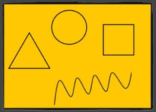 four shapes